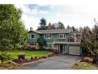 Photo 1: 3053 Shoreview Dr in VICTORIA: La Glen Lake House for sale (Langford)  : MLS®# 725357