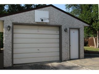 Photo 13: 43 Kingswood Avenue in WINNIPEG: St Vital Residential for sale (South East Winnipeg)  : MLS®# 1420561