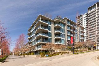 Main Photo: 518 9009 CORNERSTONE Mews in Burnaby: Simon Fraser Univer. Condo for sale (Burnaby North)  : MLS®# R2561082