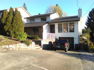 Photo 1: 1982 WILTSHIRE Avenue in Coquitlam: Cape Horn House for sale : MLS®# R2045669