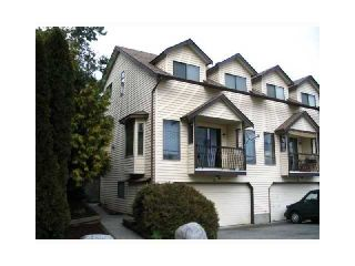 Photo 1: 2 11869 223RD Street in Maple Ridge: West Central Townhouse for sale : MLS®# V1037101