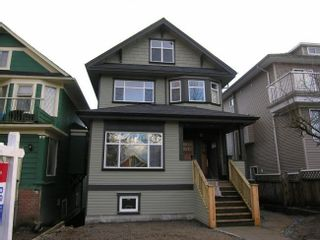 Photo 1: 1 724 10TH Ave in Vancouver East: Mount Pleasant VE Home for sale ()  : MLS®# V632771