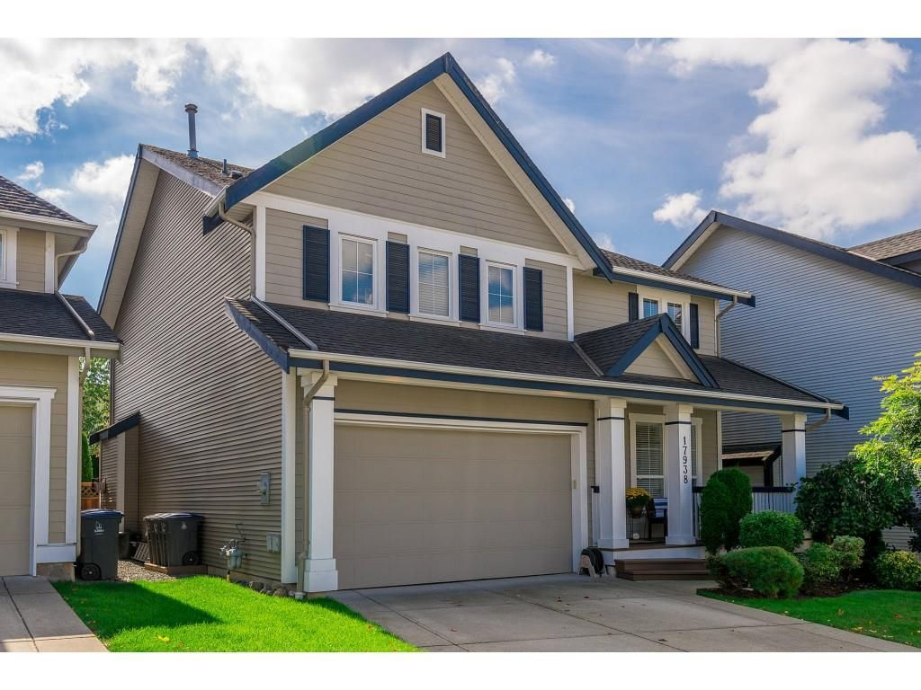 Main Photo: 17938 70 Avenue in Surrey: Cloverdale BC House for sale (Cloverdale)  : MLS®# R2540315