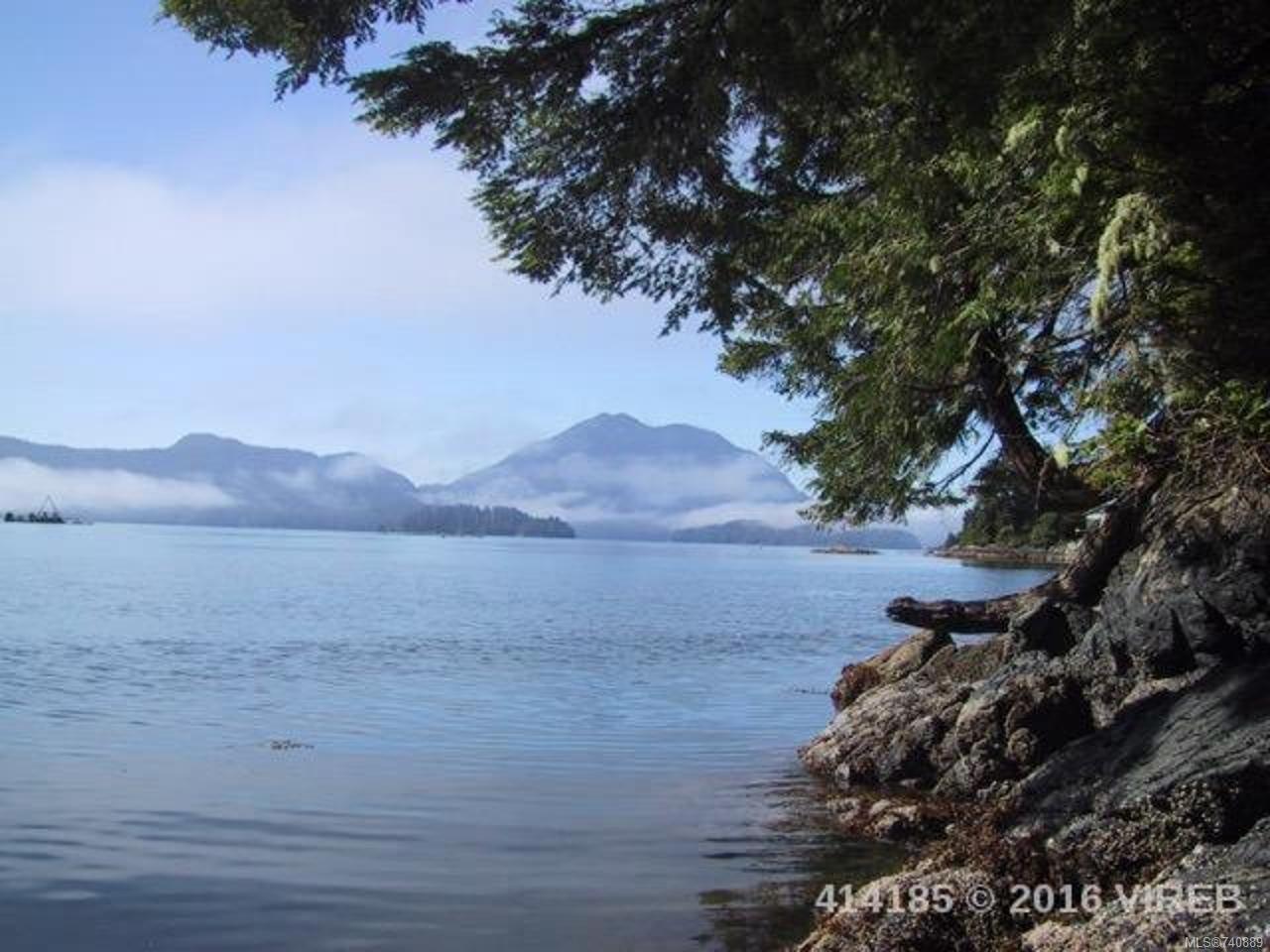 Photo 2: Photos: LT 3 Cypress Bay in TOFINO: PA Tofino House for sale (Port Alberni)  : MLS®# 740889