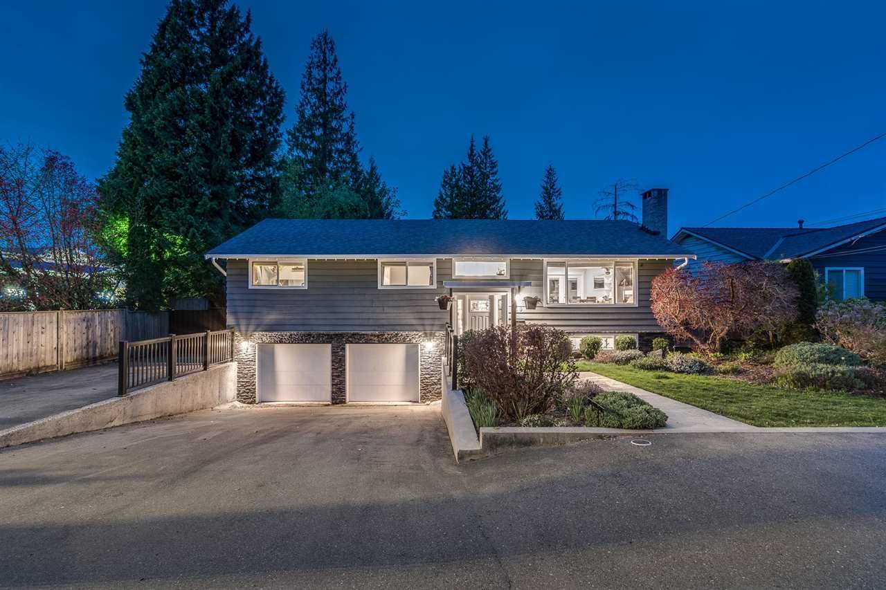 """Main Photo: 810 POIRIER Street in Coquitlam: Harbour Place House for sale in """"HARBOUR PLACE"""" : MLS®# R2572927"""