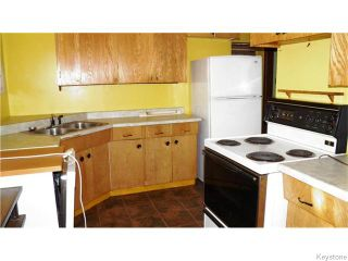 Photo 6: 1170 Somerville Avenue in WINNIPEG: Manitoba Other Residential for sale : MLS®# 1604854