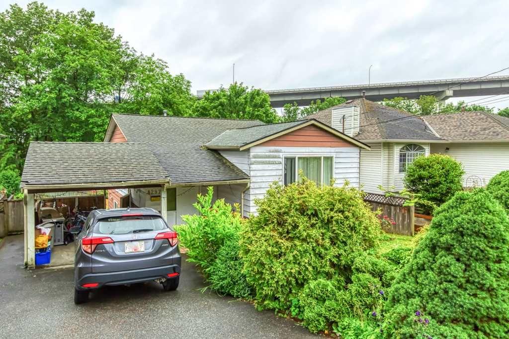Main Photo: 8297 SHEAVES Road in Delta: Nordel House for sale (N. Delta)  : MLS®# R2464465