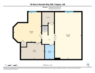 Photo 33: 39 Sierra Nevada Way SW in Calgary: Signal Hill Detached for sale : MLS®# C4302227