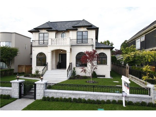 Photo 1: Photos: 2511 W 21ST AV in Vancouver: Arbutus House for sale (Vancouver West)  : MLS®# V1026819