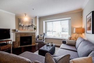 """Photo 3: 8435 JELLICOE Street in Vancouver: South Marine Townhouse for sale in """"Fraserview Terrace"""" (Vancouver East)  : MLS®# R2570044"""