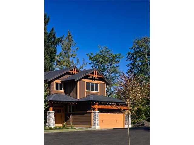 "Main Photo: 81 24185 106B Avenue in Maple Ridge: Albion Townhouse for sale in ""TRAILS EDGE"" : MLS®# V843985"