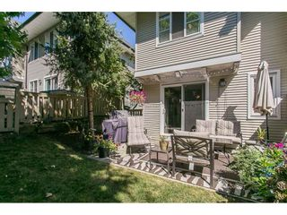 """Photo 17: 97 20540 66 Avenue in Langley: Willoughby Heights Townhouse for sale in """"Amberleigh"""" : MLS®# R2098835"""