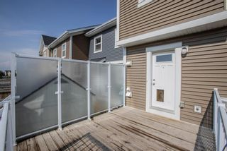 Photo 31: 122 Sunset Road: Cochrane Row/Townhouse for sale : MLS®# A1127717