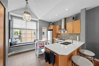 """Photo 4: 22 4055 PENDER Street in Burnaby: Willingdon Heights Townhouse for sale in """"Redbrick Heights"""" (Burnaby North)  : MLS®# R2577652"""