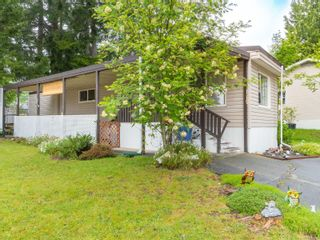 Photo 1: 110 5854 Turner Rd in : Na North Nanaimo Manufactured Home for sale (Nanaimo)  : MLS®# 880166