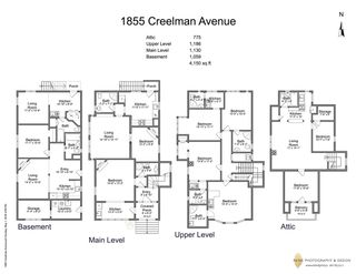 Photo 20: 1855 CREELMAN AVENUE in Vancouver: Kitsilano House for sale (Vancouver West)  : MLS®# R2064016