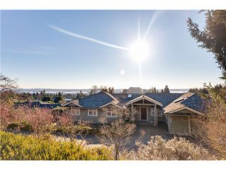 Photo 1: 730 Eyremount Dr in West Vancouver: British Properties House for sale : MLS®# V1101382