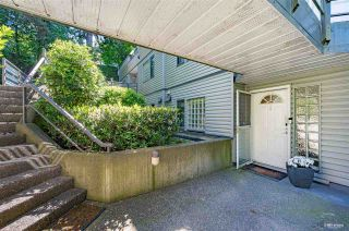 """Photo 27: 9 2188 SE MARINE Drive in Vancouver: South Marine Townhouse for sale in """"Leslie Terrace"""" (Vancouver East)  : MLS®# R2593040"""