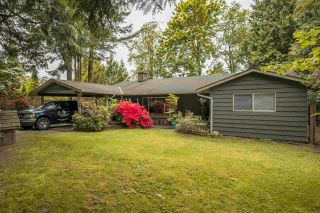 """Photo 1: 20131 49A Avenue in Langley: Langley City House for sale in """"Sundell Gardens"""" : MLS®# R2584110"""