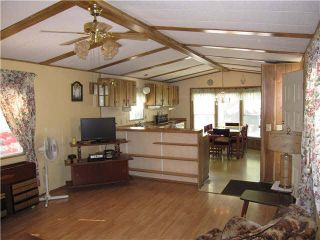 Photo 3: 71 21163 LOUGHEED Highway in Maple Ridge: Southwest Maple Ridge Manufactured Home for sale : MLS®# V1132237