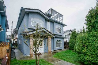 Photo 1: 4290 KASLO Street in Vancouver: Renfrew Heights House for sale (Vancouver East)  : MLS®# R2252887