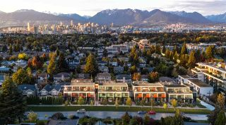 """Photo 1: 569 W 29TH Avenue in Vancouver: Cambie Townhouse for sale in """"PARK W29"""" (Vancouver West)  : MLS®# R2560302"""