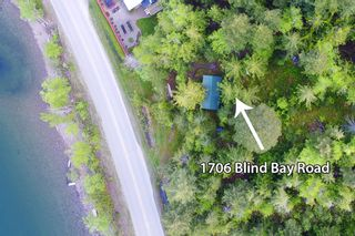 Photo 1: 1706 Blind Bay Road: Blind Bay Vacant Land for sale (South Shuswap)  : MLS®# 10185440