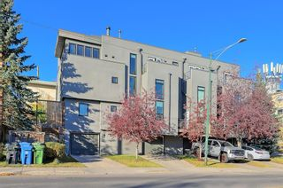 Main Photo: 1708 26 Avenue SW in Calgary: Bankview Row/Townhouse for sale : MLS®# A1134180