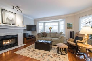 "Photo 1: 102 257 E KEITH Road in North Vancouver: Lower Lonsdale Townhouse for sale in ""McNair Park"" : MLS®# R2333342"