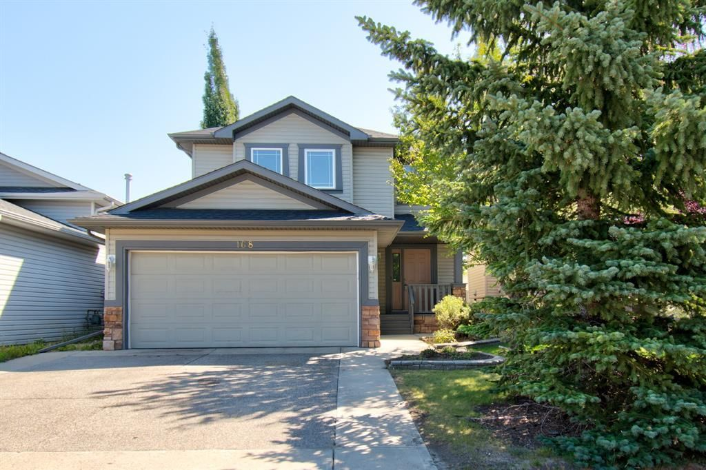 Main Photo: 168 Stonegate Close NW: Airdrie Detached for sale : MLS®# A1137488