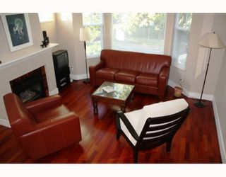 """Photo 4: 852 W 15TH Avenue in Vancouver: Fairview VW Townhouse for sale in """"REDBRICKS"""" (Vancouver West)  : MLS®# V790178"""