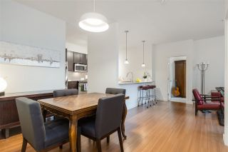 """Photo 8: 318 225 FRANCIS Way in New Westminster: Fraserview NW Condo for sale in """"The Whittaker"""" : MLS®# R2543018"""