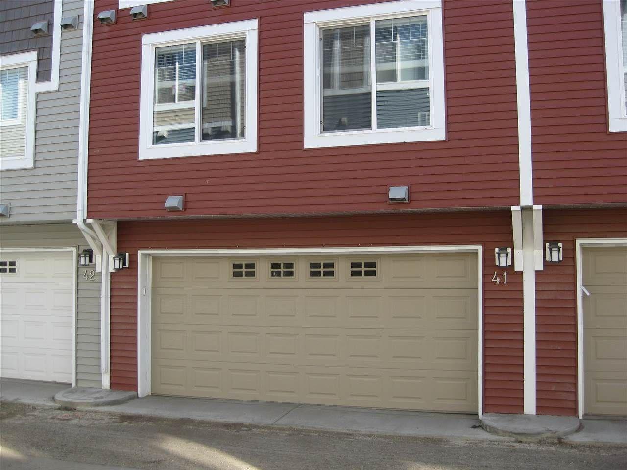 Photo 24: Photos: #41 3625 144 AV NW in Edmonton: Zone 35 Townhouse for sale : MLS®# E4016087