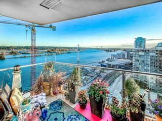 """Photo 24: 1911 668 COLUMBIA Street in New Westminster: Quay Condo for sale in """"Trapp + Holbrook"""" : MLS®# R2622258"""