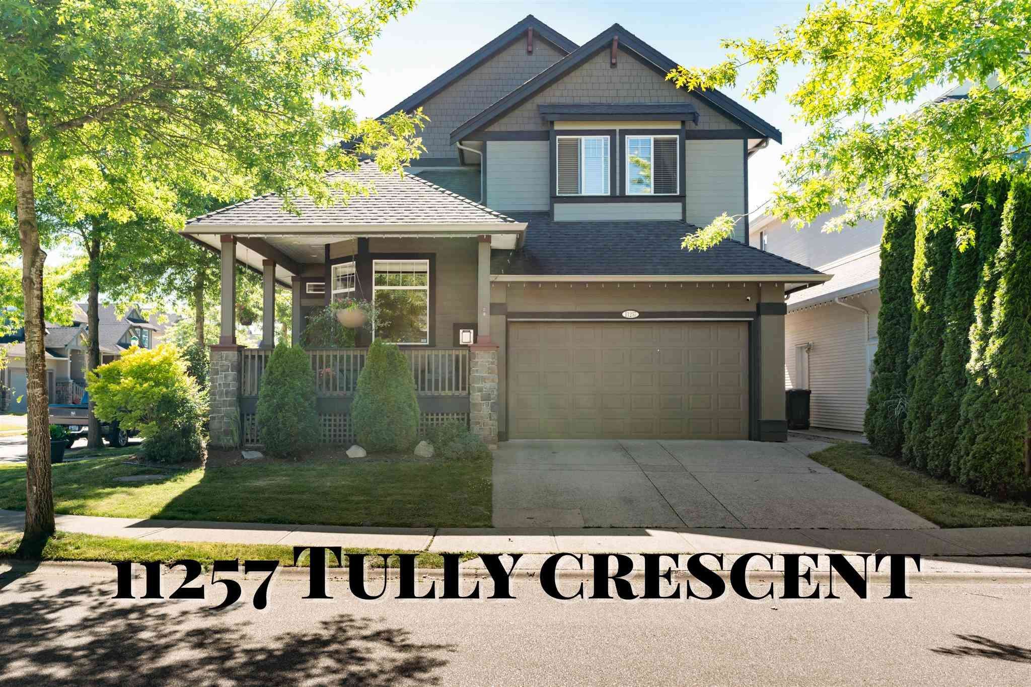 Main Photo: 11257 TULLY Crescent in Pitt Meadows: South Meadows House for sale : MLS®# R2618096