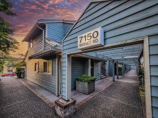 "Main Photo: 23 7150 BARNET Road in Burnaby: Westridge BN Townhouse for sale in ""HARBOUR RIDGE TERRACE"" (Burnaby North)  : MLS®# R2613183"