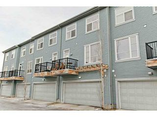 Photo 20: 184 CHAPALINA Square SE in CALGARY: Chaparral Townhouse for sale (Calgary)  : MLS®# C3597685