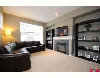 """Photo 4: 49 15152 62A Avenue in Surrey: Sullivan Station Townhouse for sale in """"Uplands"""" : MLS®# F2831409"""