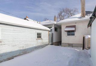 Photo 21: 668 Ingersoll Street in Winnipeg: Residential for sale (5C)  : MLS®# 202102559