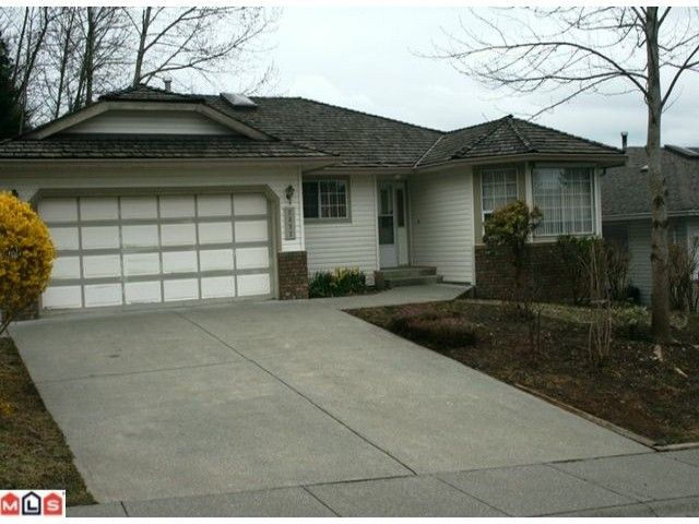 """Main Photo: 2877 CROSSLEY Drive in Abbotsford: Abbotsford West House for sale in """"Elwood Properties"""" : MLS®# F1110298"""