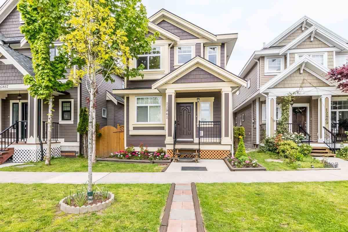 Main Photo: 12861 59 Avenue in Surrey: Panorama Ridge House for sale : MLS®# R2164384