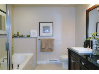 """Photo 3: 149 1460 SOUTHVIEW Street in Coquitlam: Burke Mountain Townhouse for sale in """"CEDAR CREEK"""" : MLS®# V900858"""