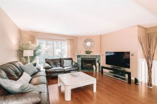 "Photo 1: 9271 GOLDHURST Terrace in Burnaby: Forest Hills BN Townhouse for sale in ""Copper Hill"" (Burnaby North)  : MLS®# R2551722"