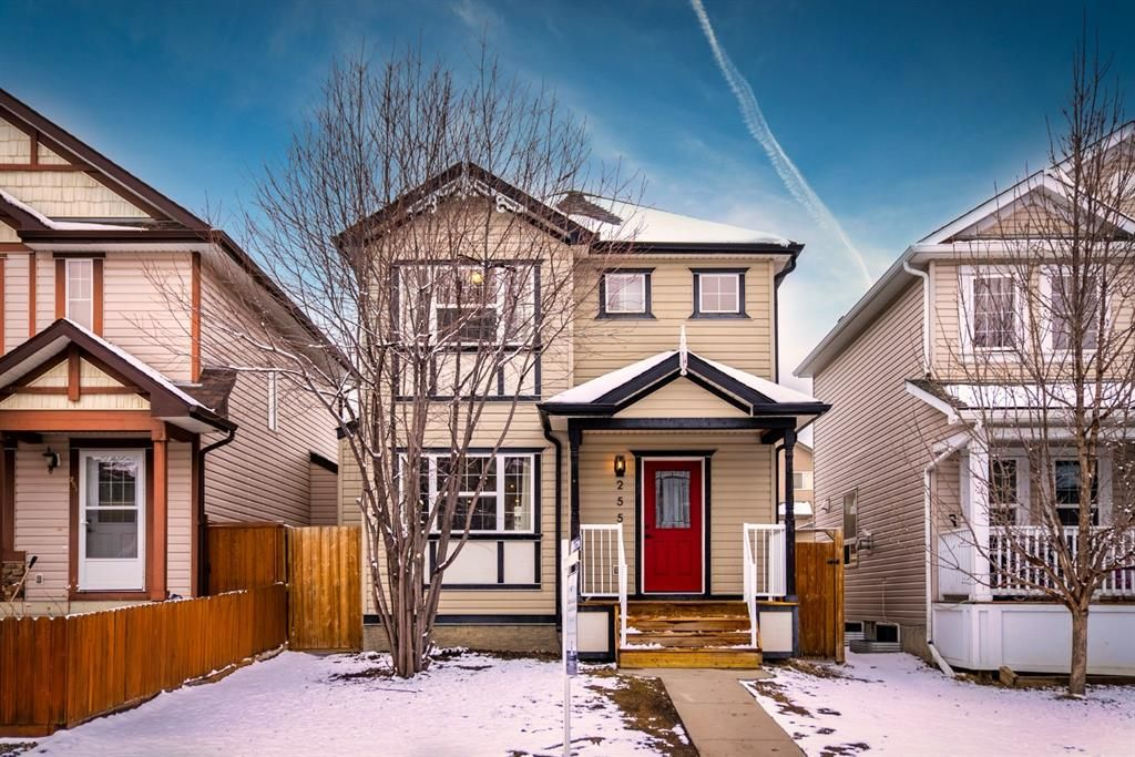 Main Photo: 255 Everglen Way SW in Calgary: Evergreen Detached for sale : MLS®# A1086357