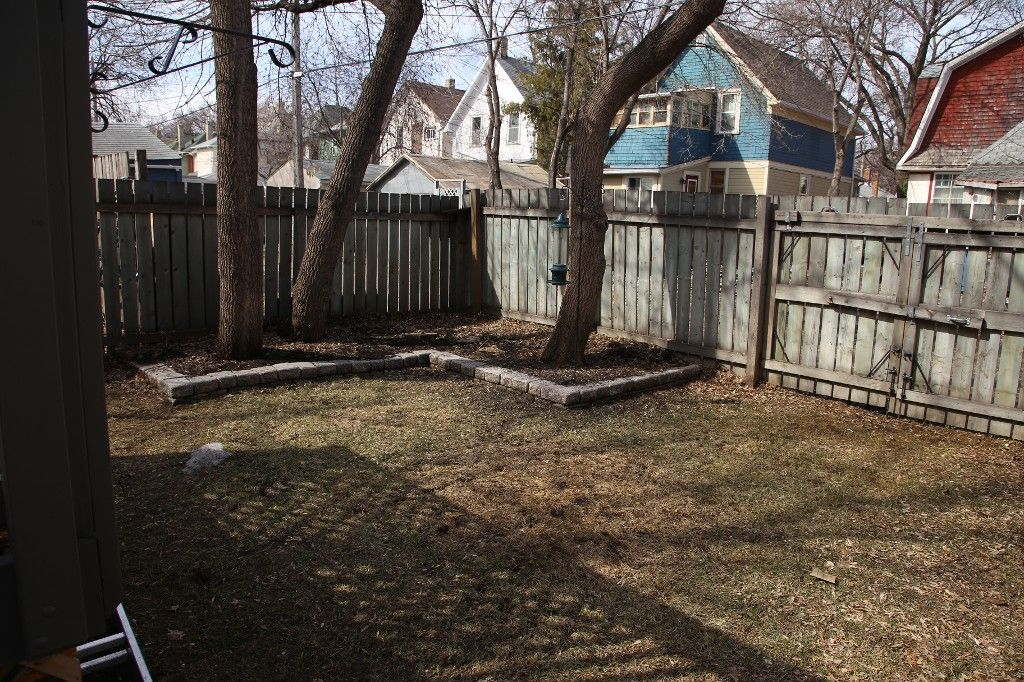 Photo 62: Photos: 224 Lipton Street in winnipeg: Wolseley Single Family Detached for sale (West Winnipeg)  : MLS®# 1407760