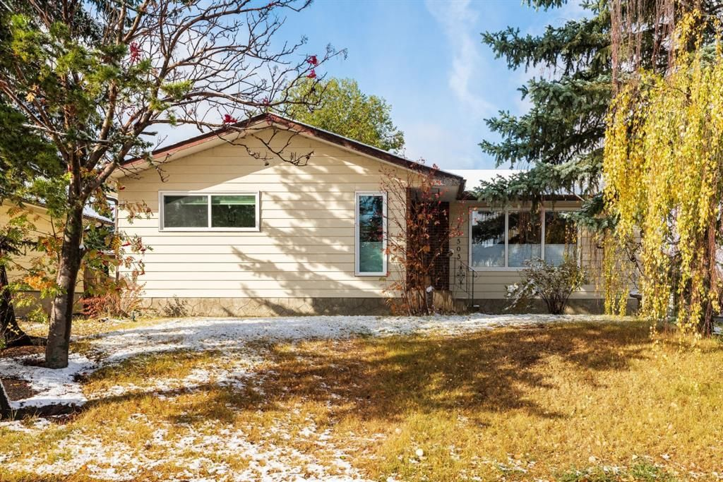 Main Photo: 10503 Oakfield Drive SW in Calgary: Cedarbrae Detached for sale : MLS®# A1040973