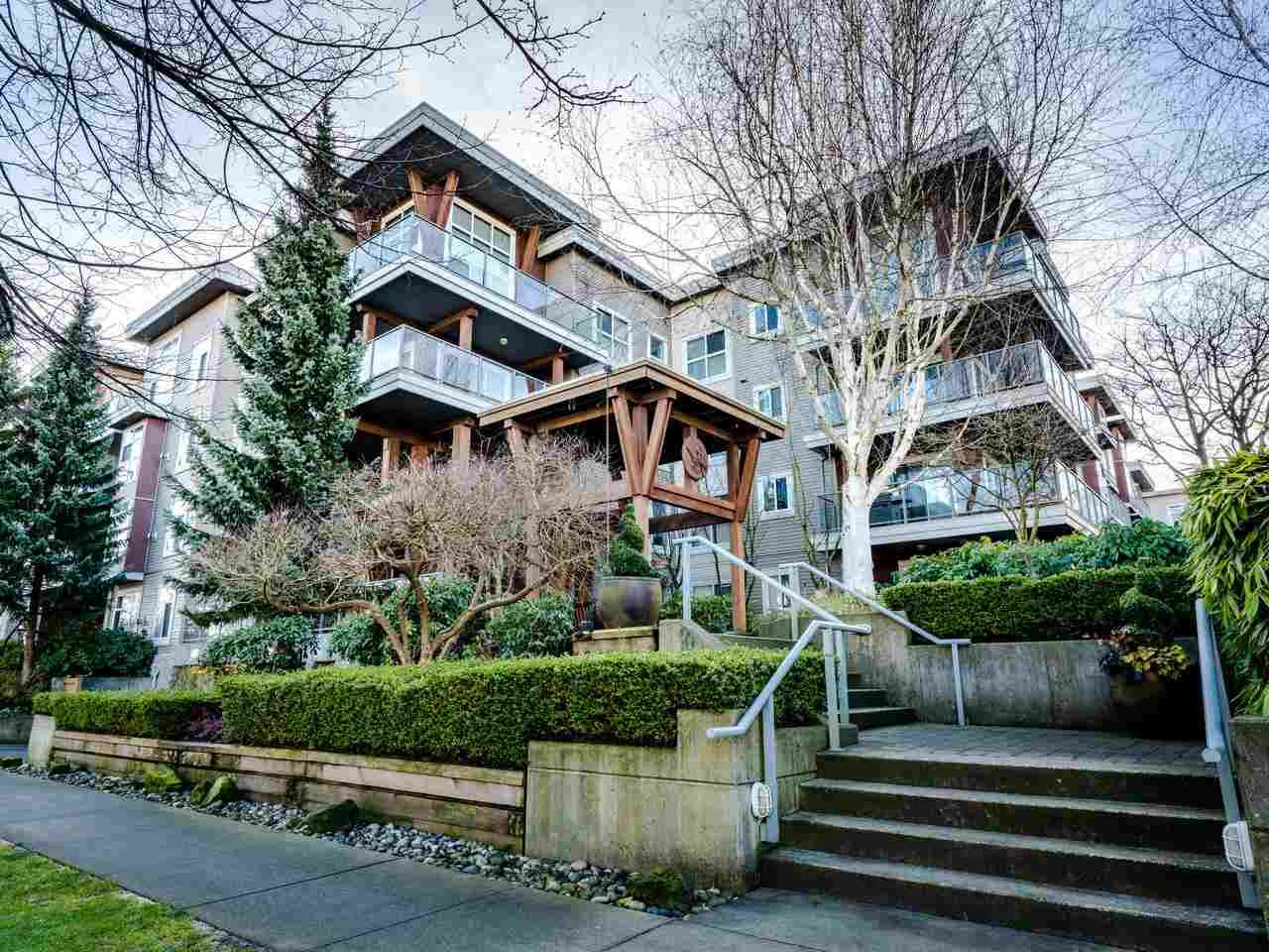 """Main Photo: 315 5700 ANDREWS Road in Richmond: Steveston South Condo for sale in """"RIVERS REACH"""" : MLS®# R2437068"""