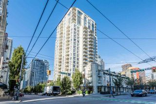"""Photo 1: 603 1225 RICHARDS Street in Vancouver: Downtown VW Condo for sale in """"Eden"""" (Vancouver West)  : MLS®# R2586394"""