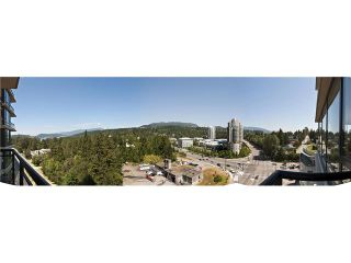 """Photo 10: 1008 110 BREW Street in Port Moody: Port Moody Centre Condo for sale in """"ARIA-SUTER BROOK"""" : MLS®# V840788"""