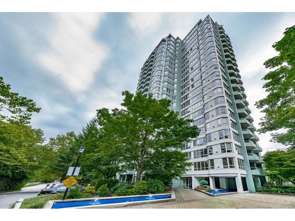 """Main Photo: 807 10082 148 Street in Surrey: Guildford Condo for sale in """"The Stanley"""" (North Surrey)  : MLS®# R2616908"""